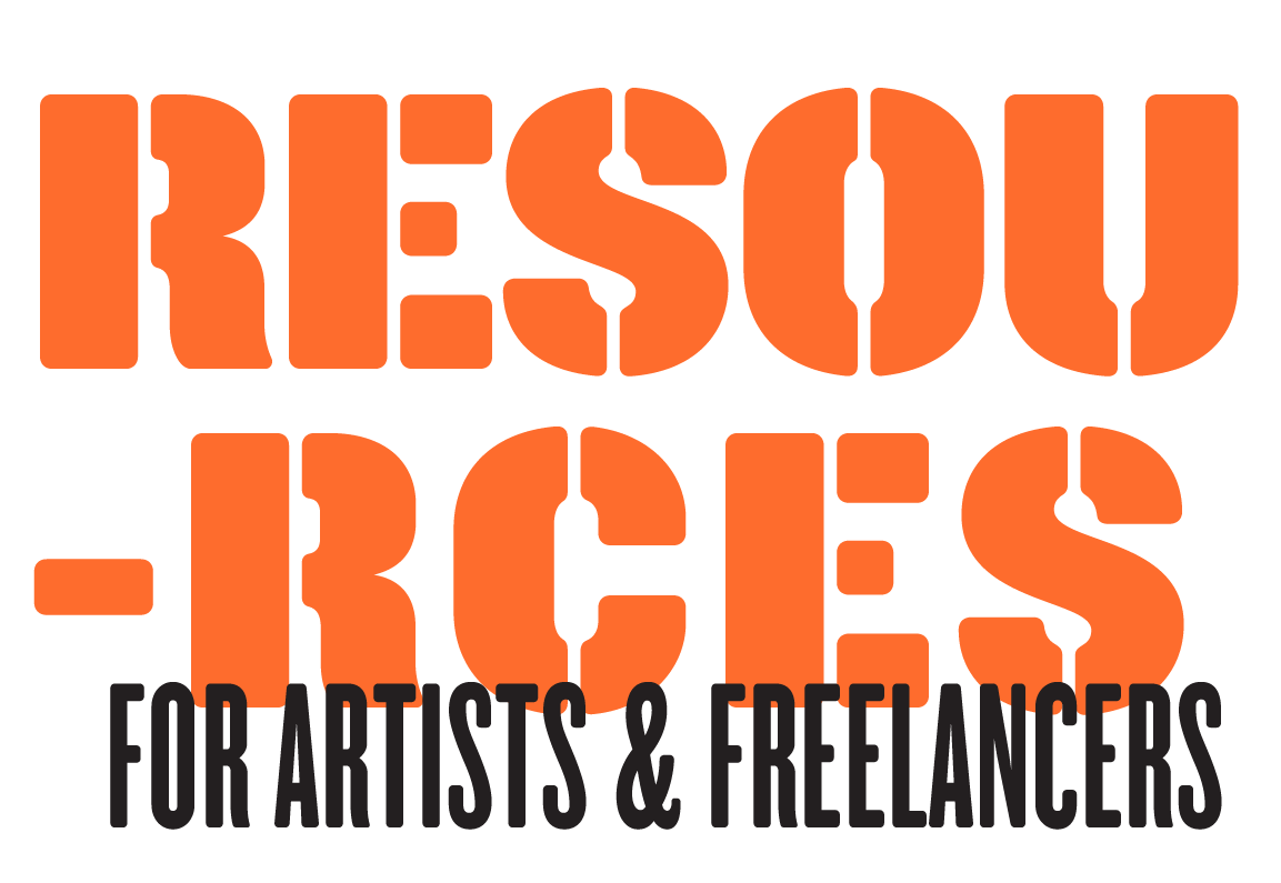 Resources for Artists and Freelancers